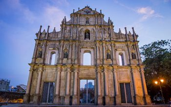 Macao – A mix of East and West in Asia