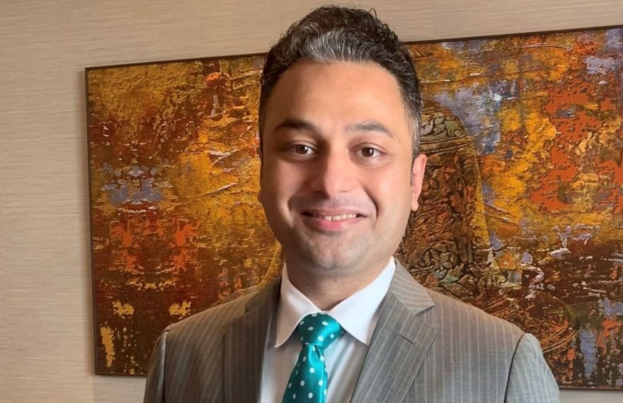 Sheraton Grand Bengaluru Whitefield Hotel & Convention Center appoints Tanmay Vaidya as the Director of Operations_