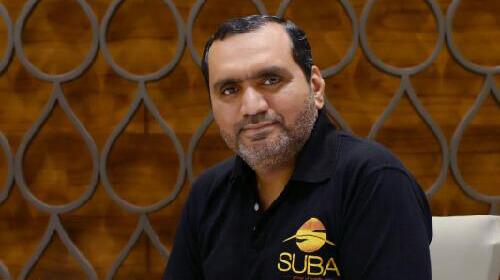 Mansur Mehta, Managing Director of Suba Group of Hotels