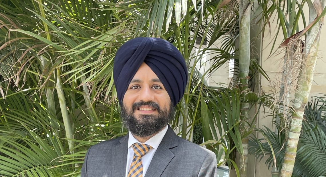 Holiday Inn Jaipur City Centre appoints Harpal Singh as the new Director of Finance & Business Support