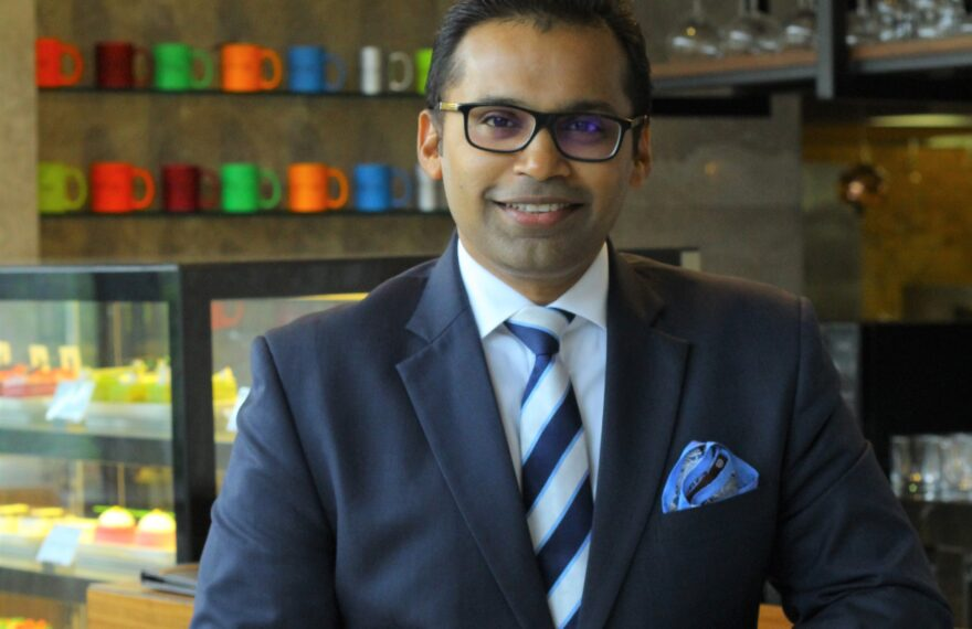Amol More, Hotel Manager, Courtyard by Marriott Nashik