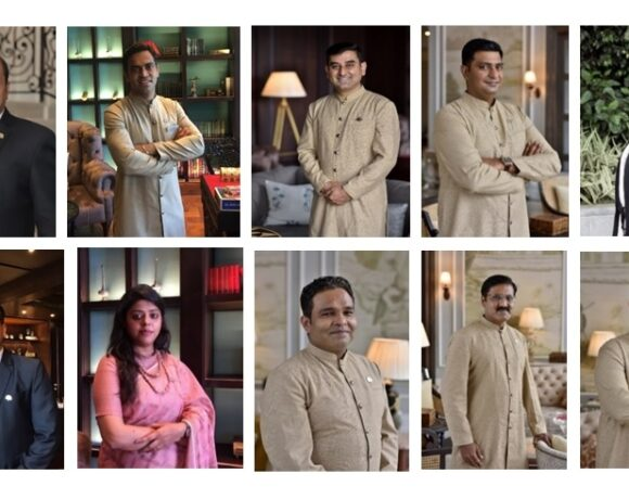 Raffles Udaipur announces key appointments to its leadership team