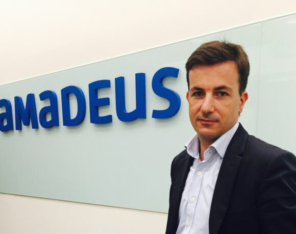 Frederic Saunier, Asia Pacific Vice President of Airline Distribution Sales, Amadeus,